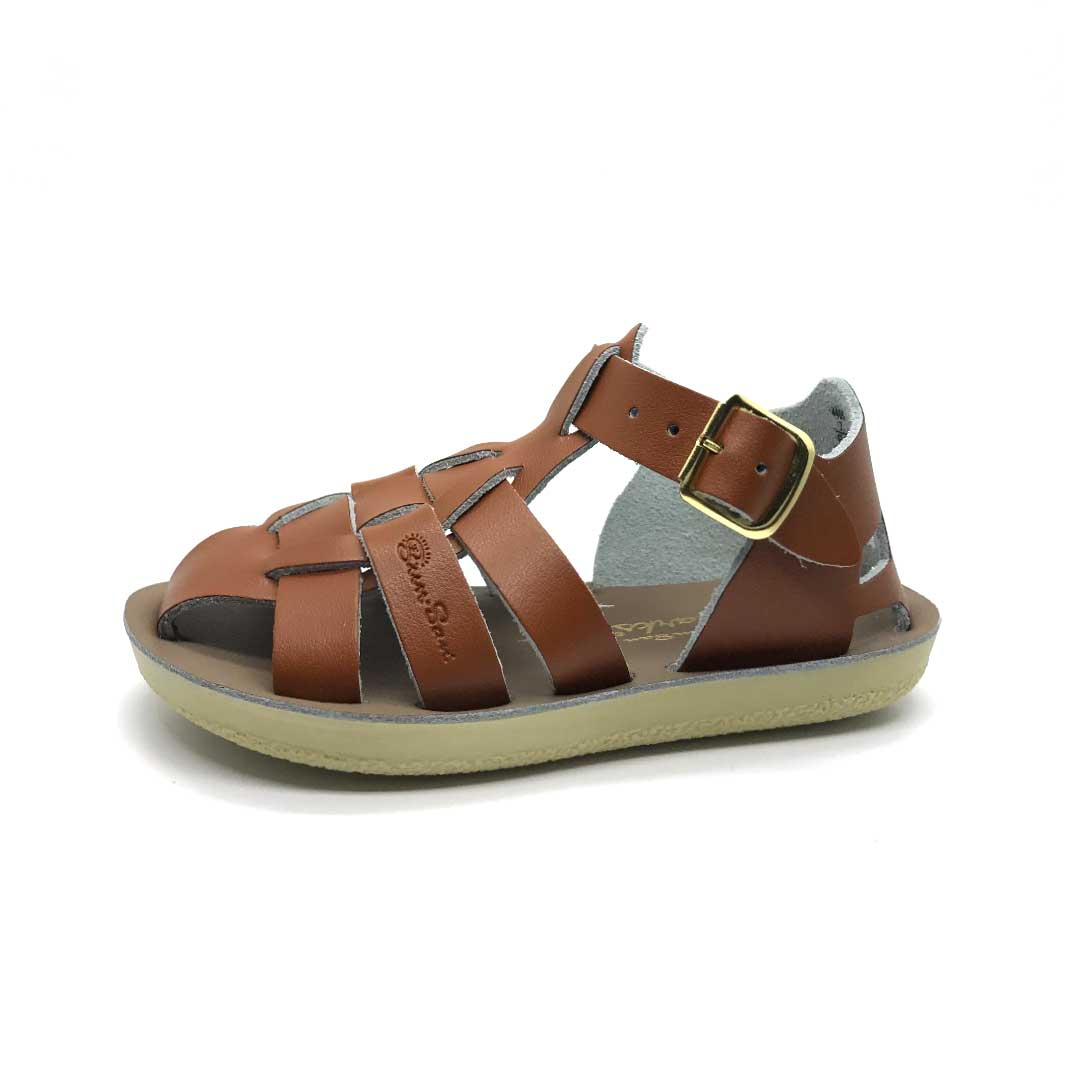 Sun-San Shark Sandal Tan