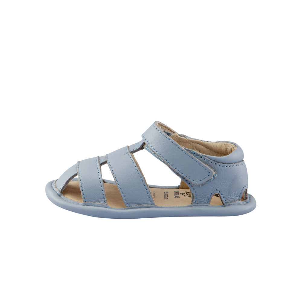 Sandy Baby Sandal Dusty Blue