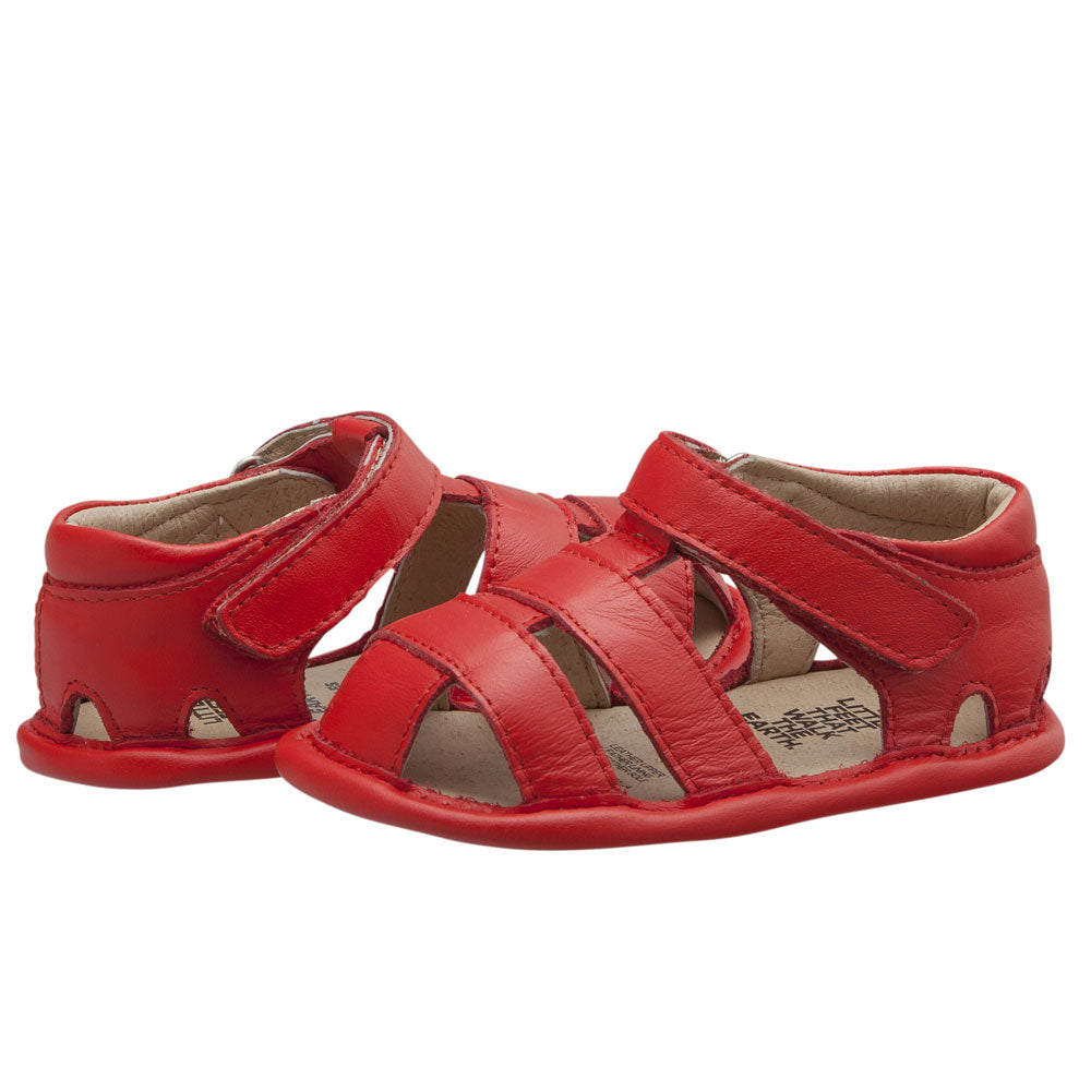 Sandy Baby Sandal Red