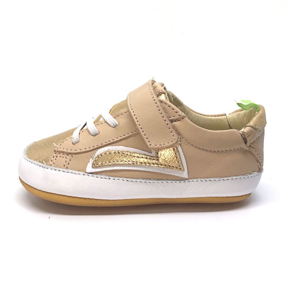 Skidy Baby Shoe Golden Shine