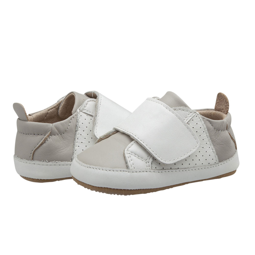 Sport Little Peezy Baby Shoe Snow/Gris