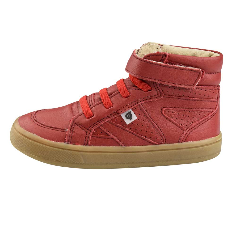 Starter High Top Red