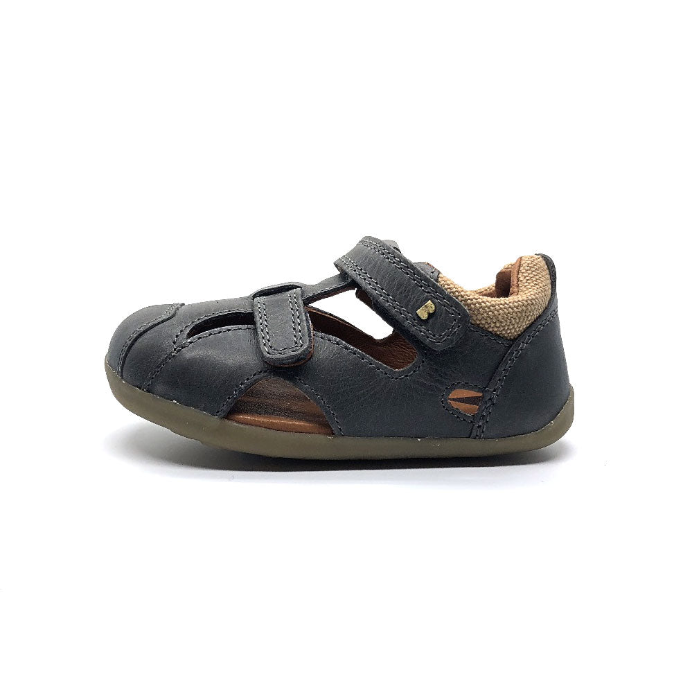 Step Up Chase Sandal Charcoal