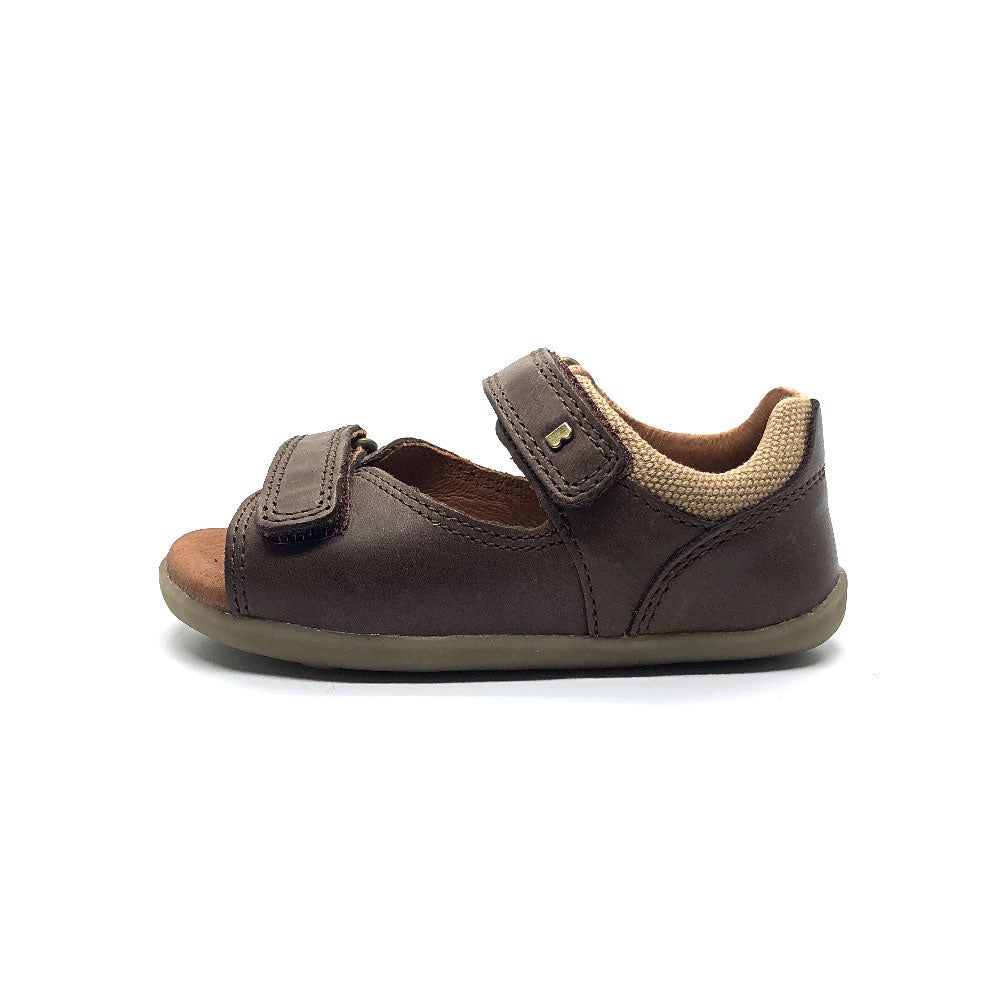 Step Up Driftwood Sandal Brown