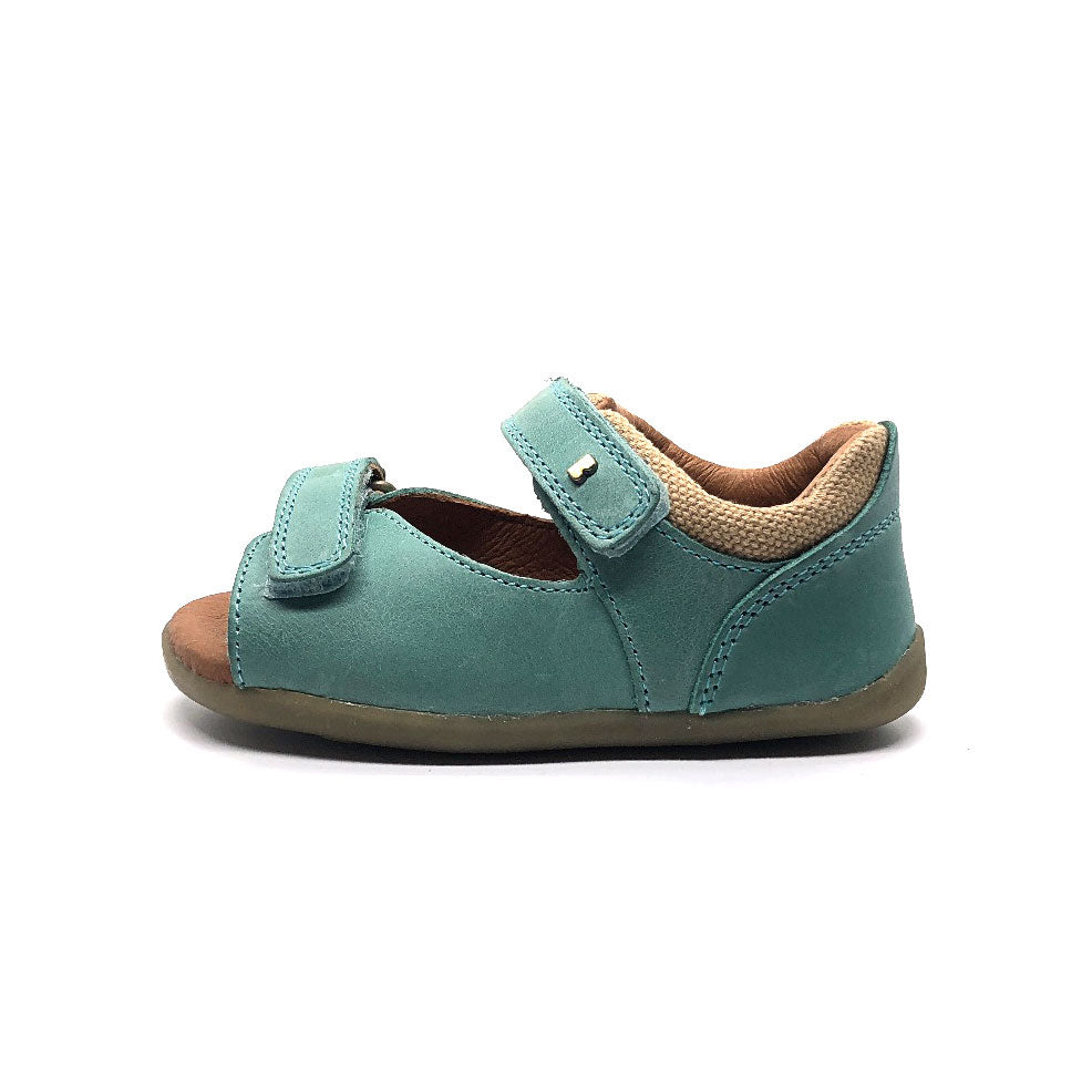 Step Up Driftwood Sandal Teal