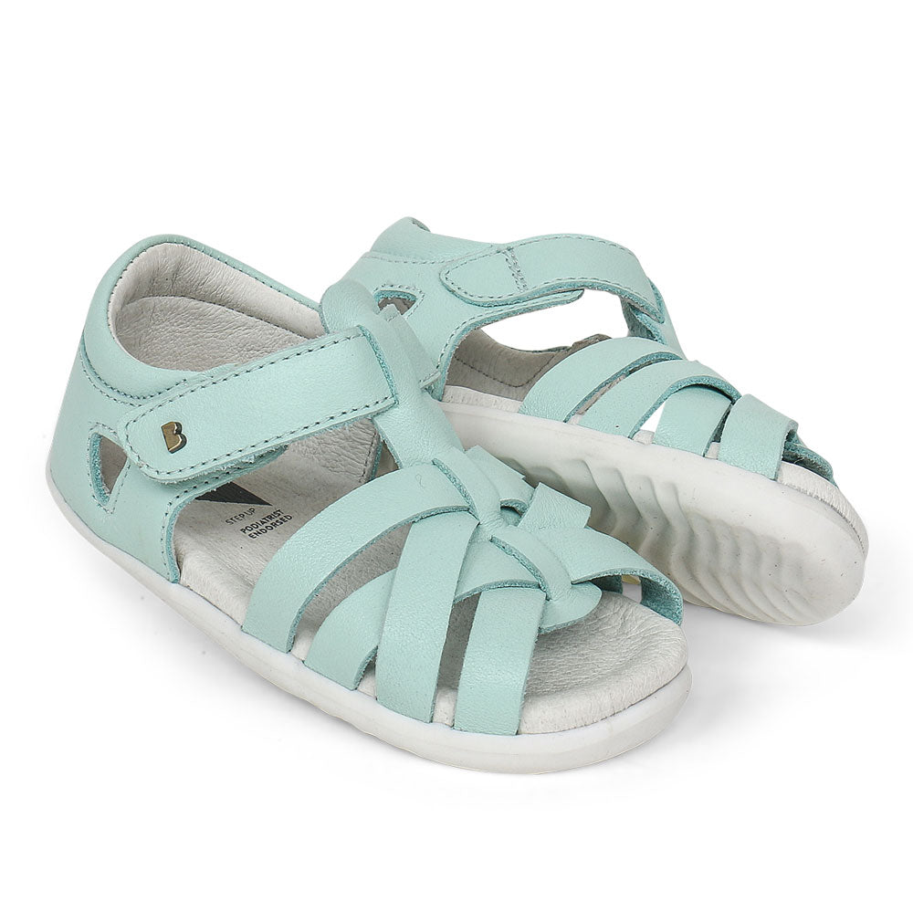 Step Up Tropicana Sandal Mint