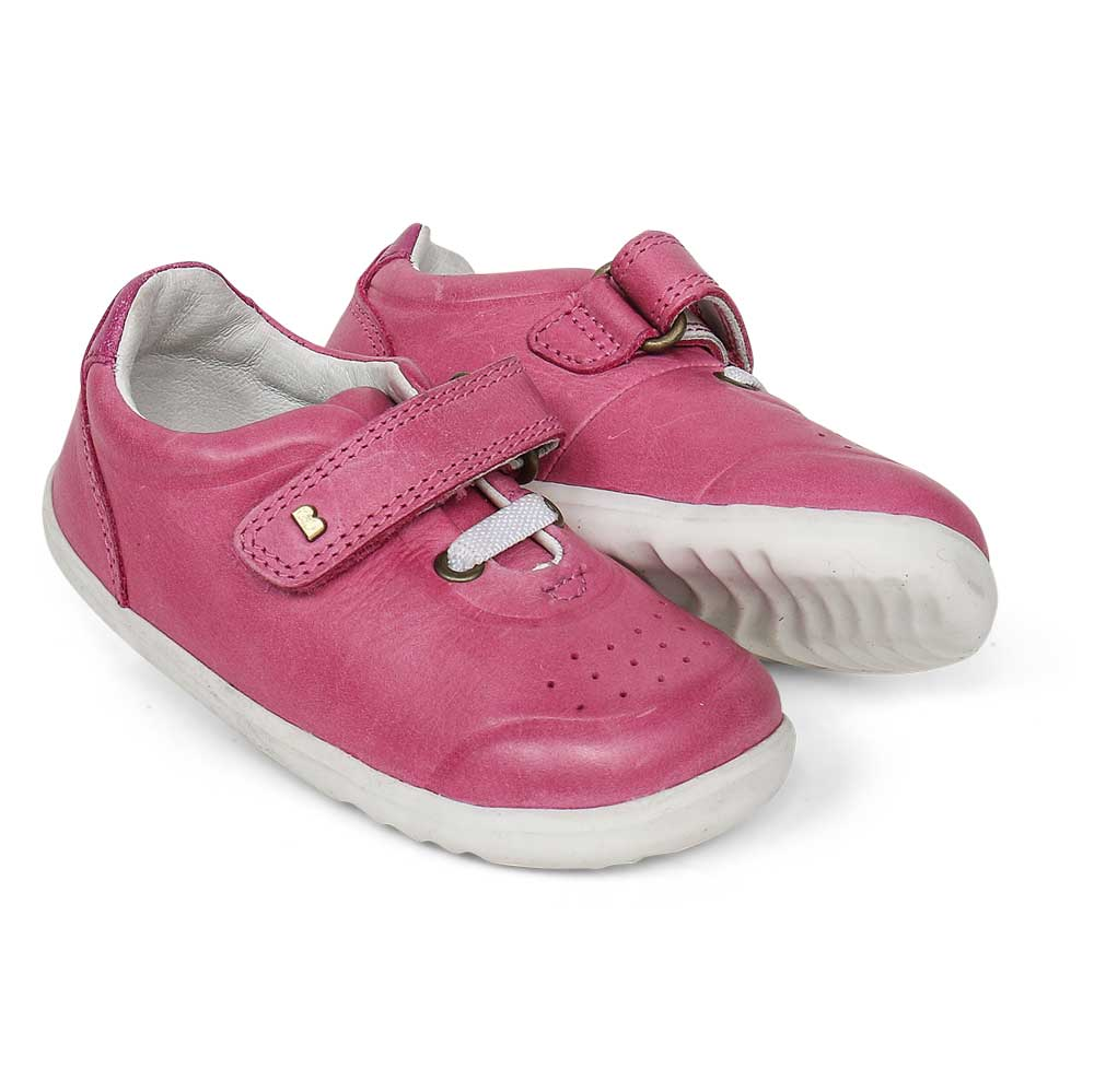 Step Up Ryder Trainer Pink + Raspberry