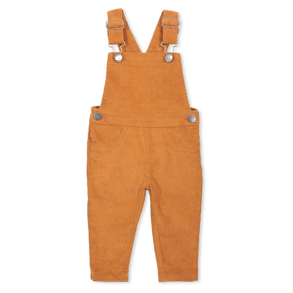 Toffee Cord Overall