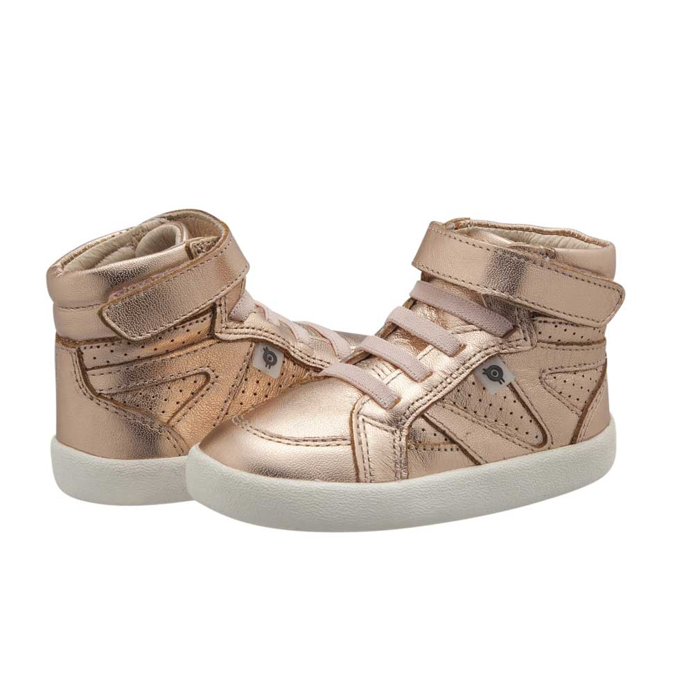 The Leader High Top Copper