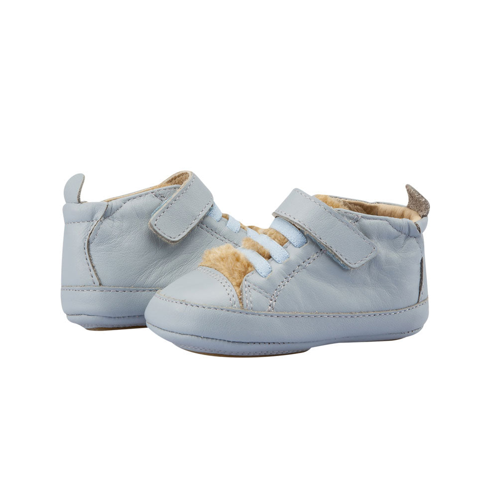 Toasty Bub High Top Dusty Blue