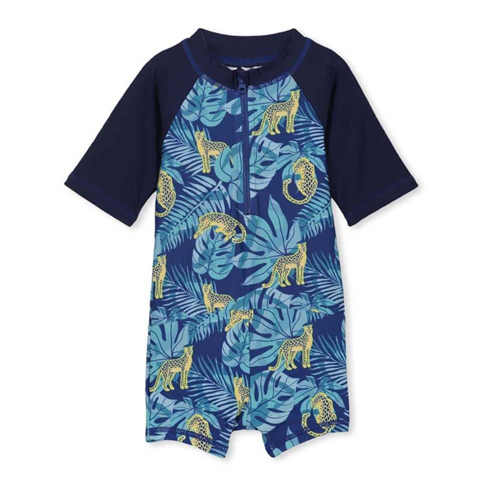 Tropical Baby Swimsuit