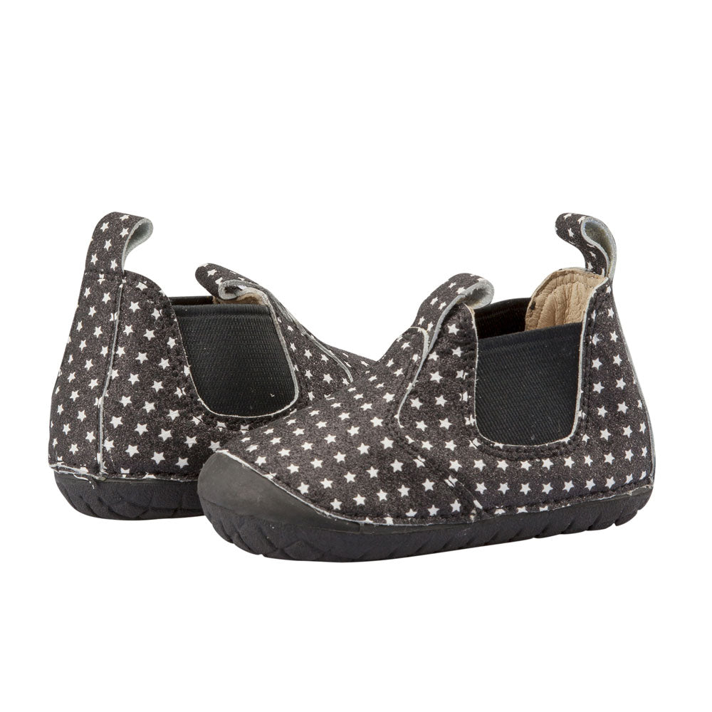 Twinkle Pave Toddler Shoe Star Glam Black