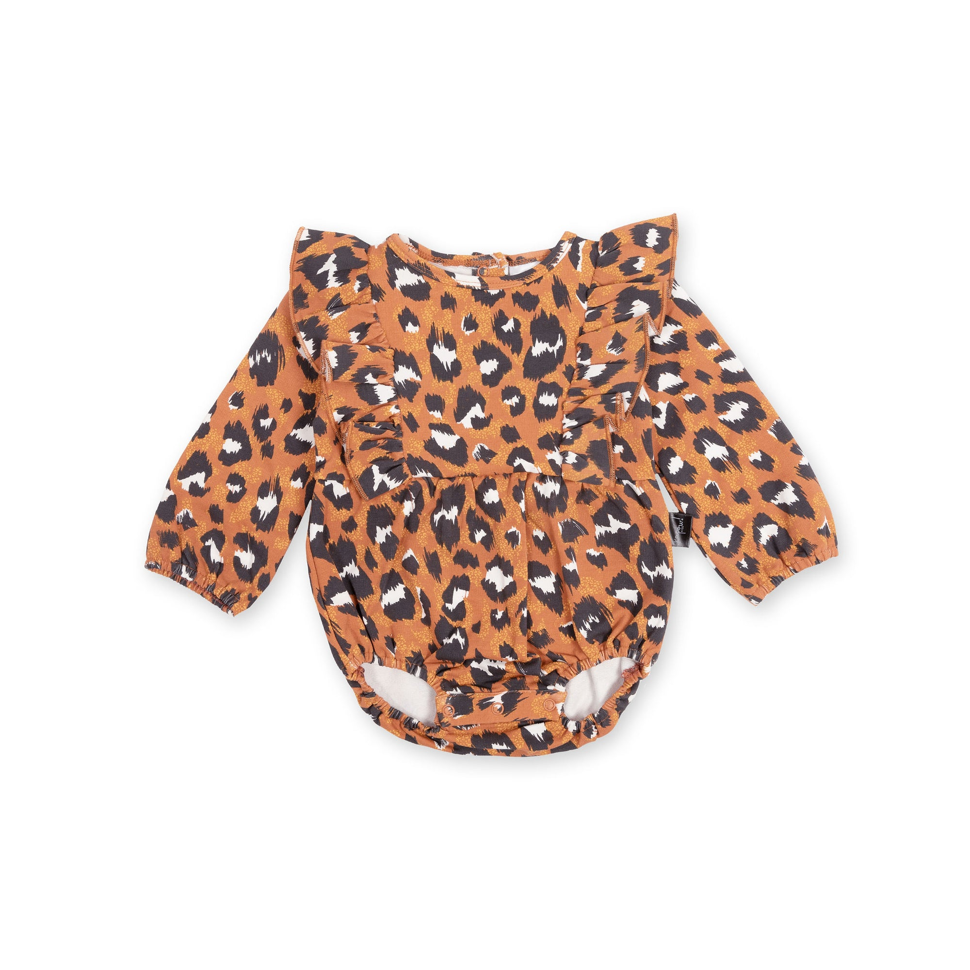Wilds Chocolate Balloon Baby Romper
