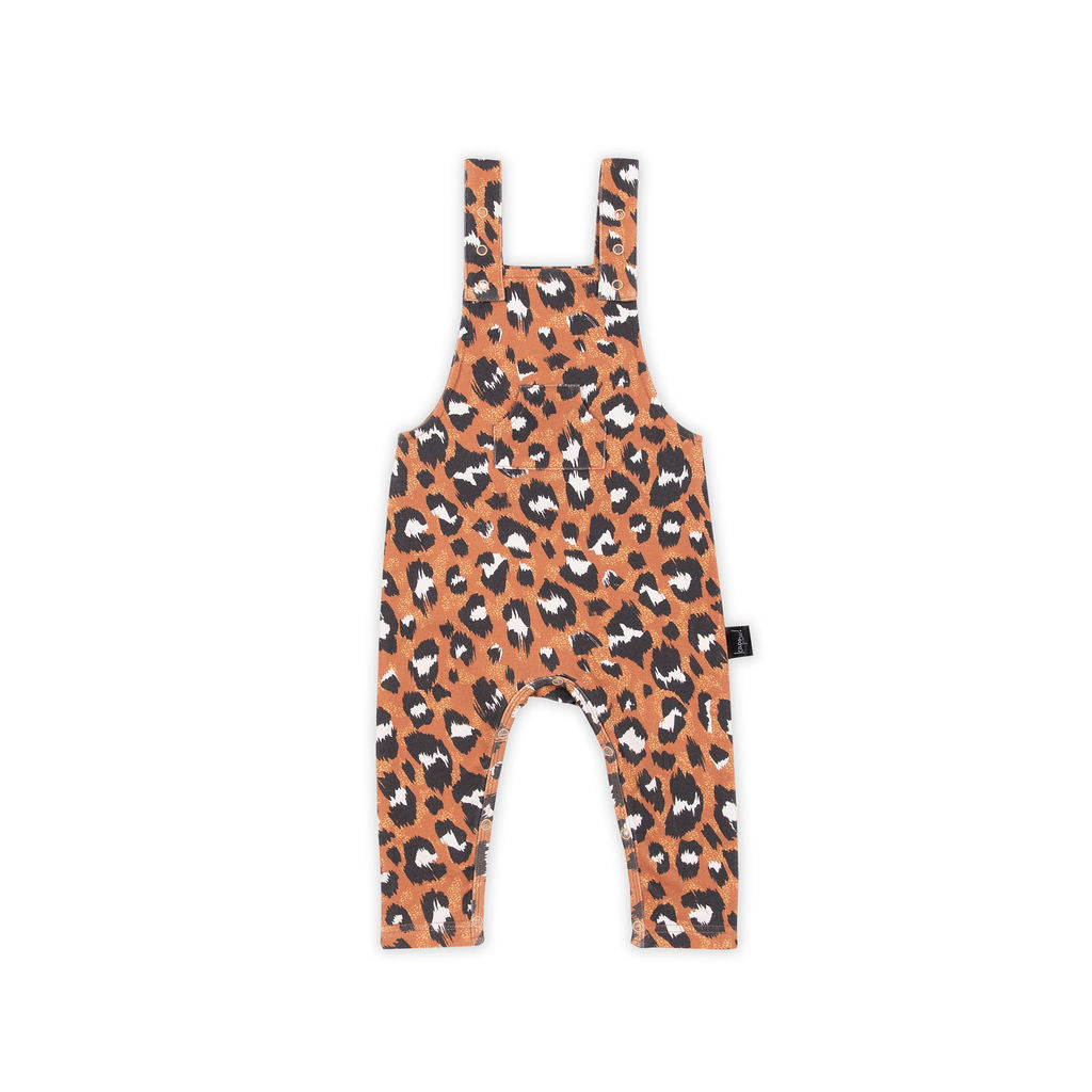 Wilds Chocolate Overalls