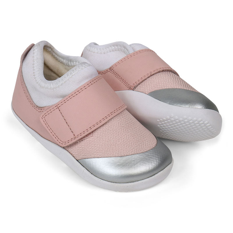 Xplorer Dimension 2 Baby Trainer Pink/Silver