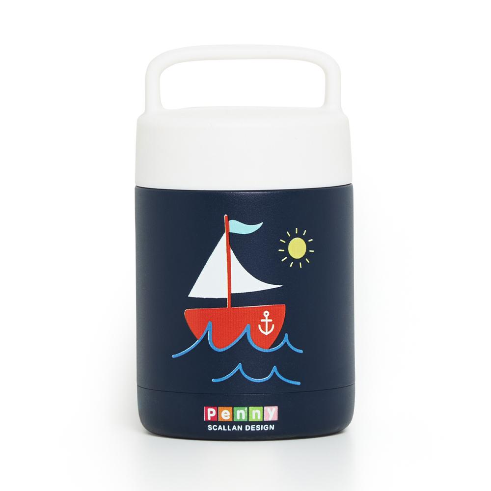 Anchors away Thermal Flask