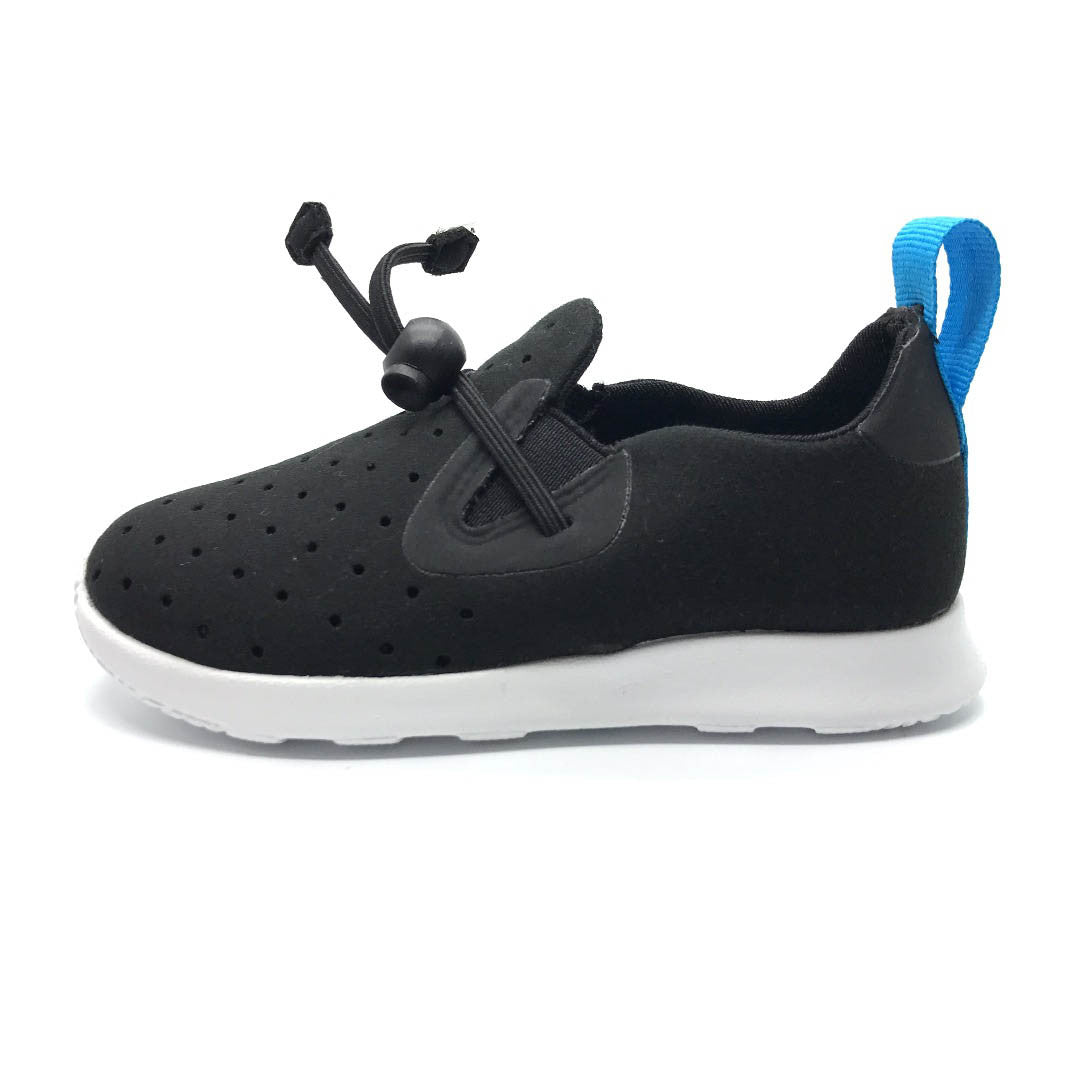 Apollo Moc Child Jiffy Black/Shell White
