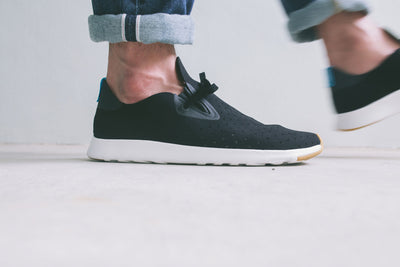 Native Womens Apollo Moc Black