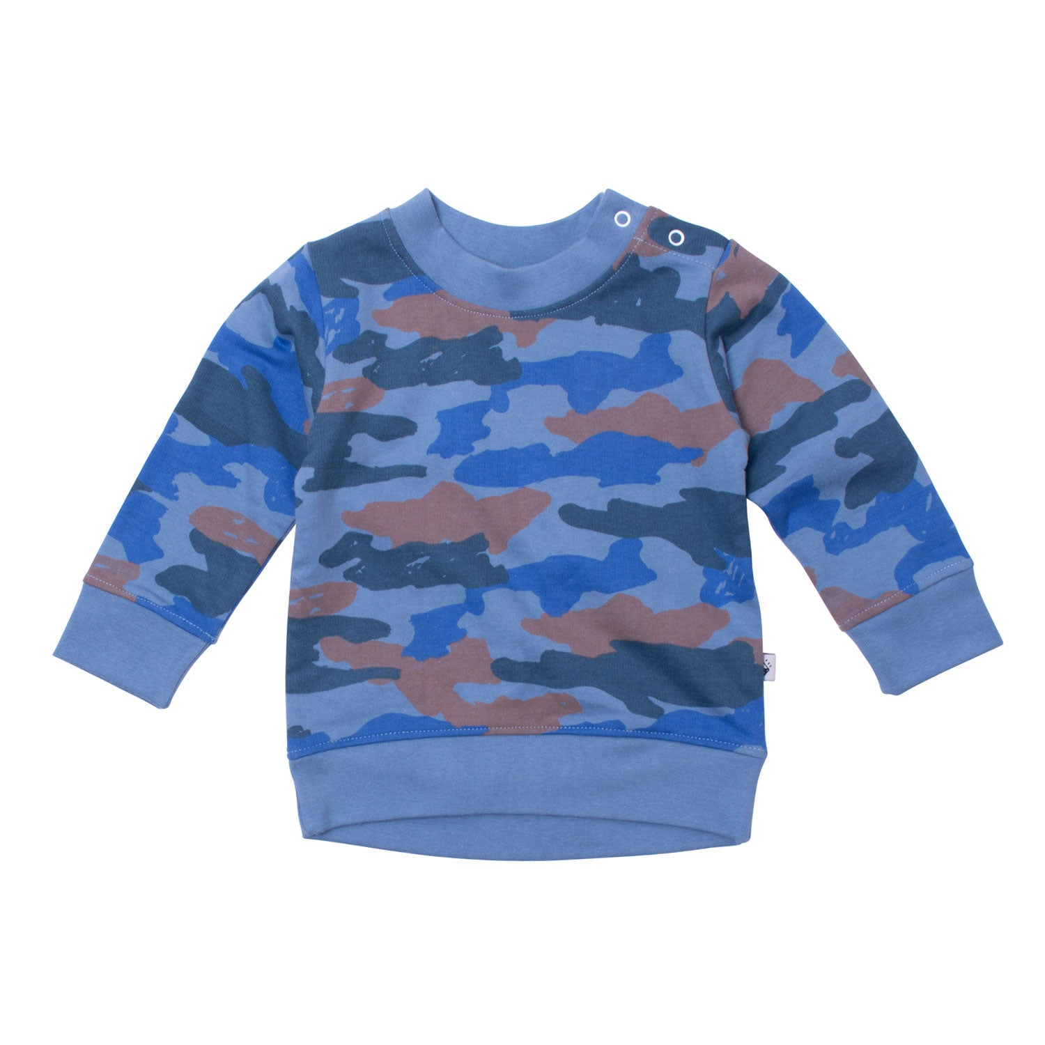 Camo Meterage Baby Jumper