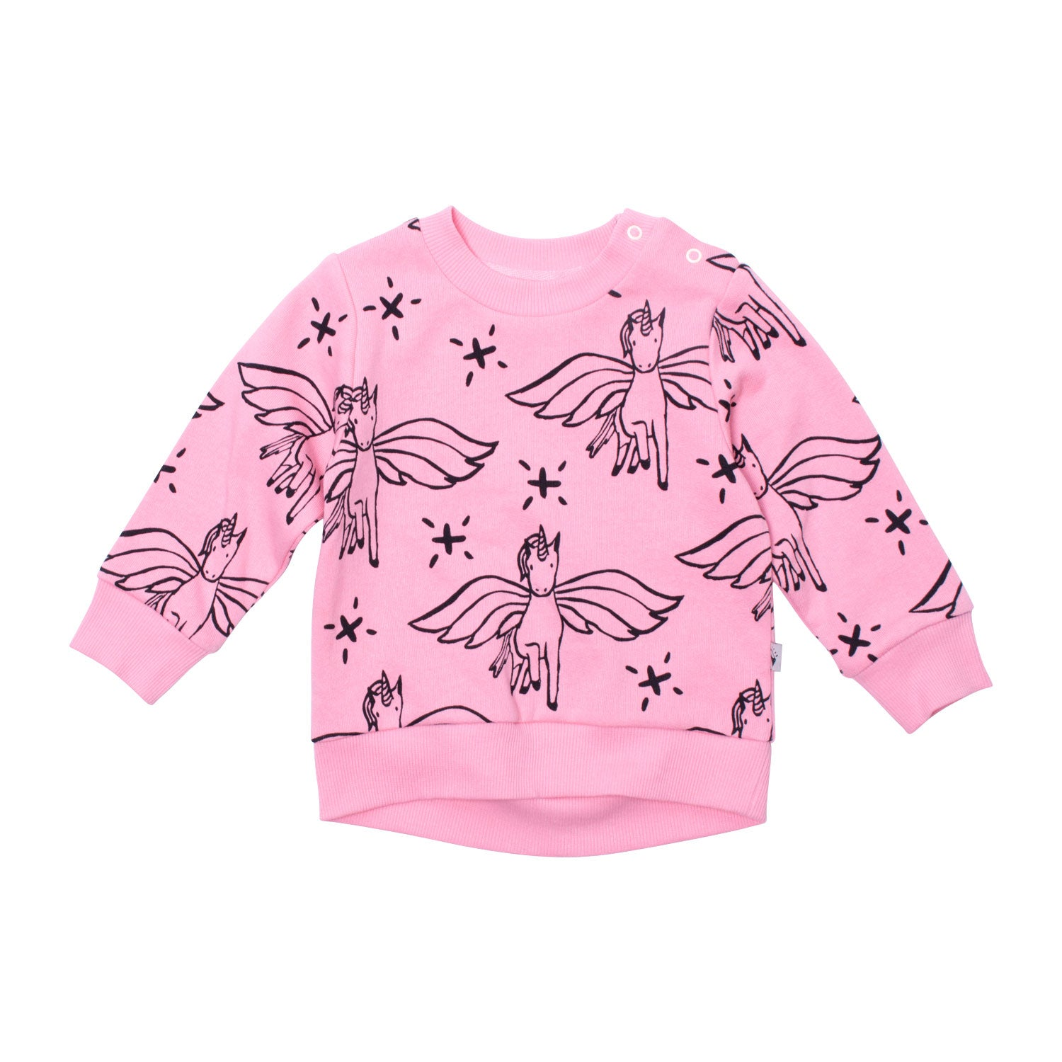 Unicorn Meterage Baby Jumper