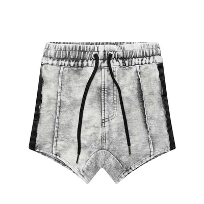 Axel Shorts Acid Wash