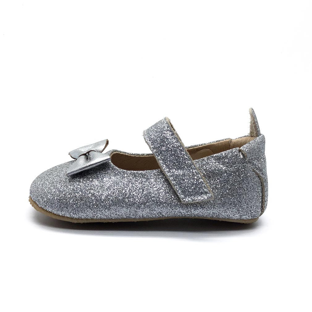 Baby Glam Glam shoe Argent/Silver
