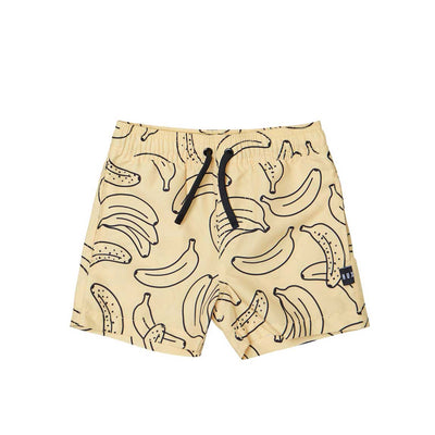 Banana Swim Short
