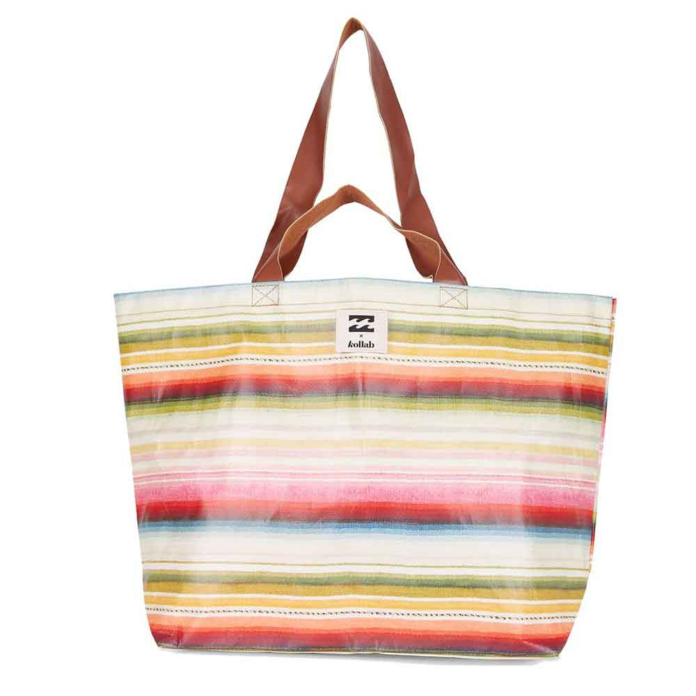 Poly Shopper Tote Billabong Del Sur