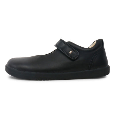 Delight Mary Jane School Shoe Black