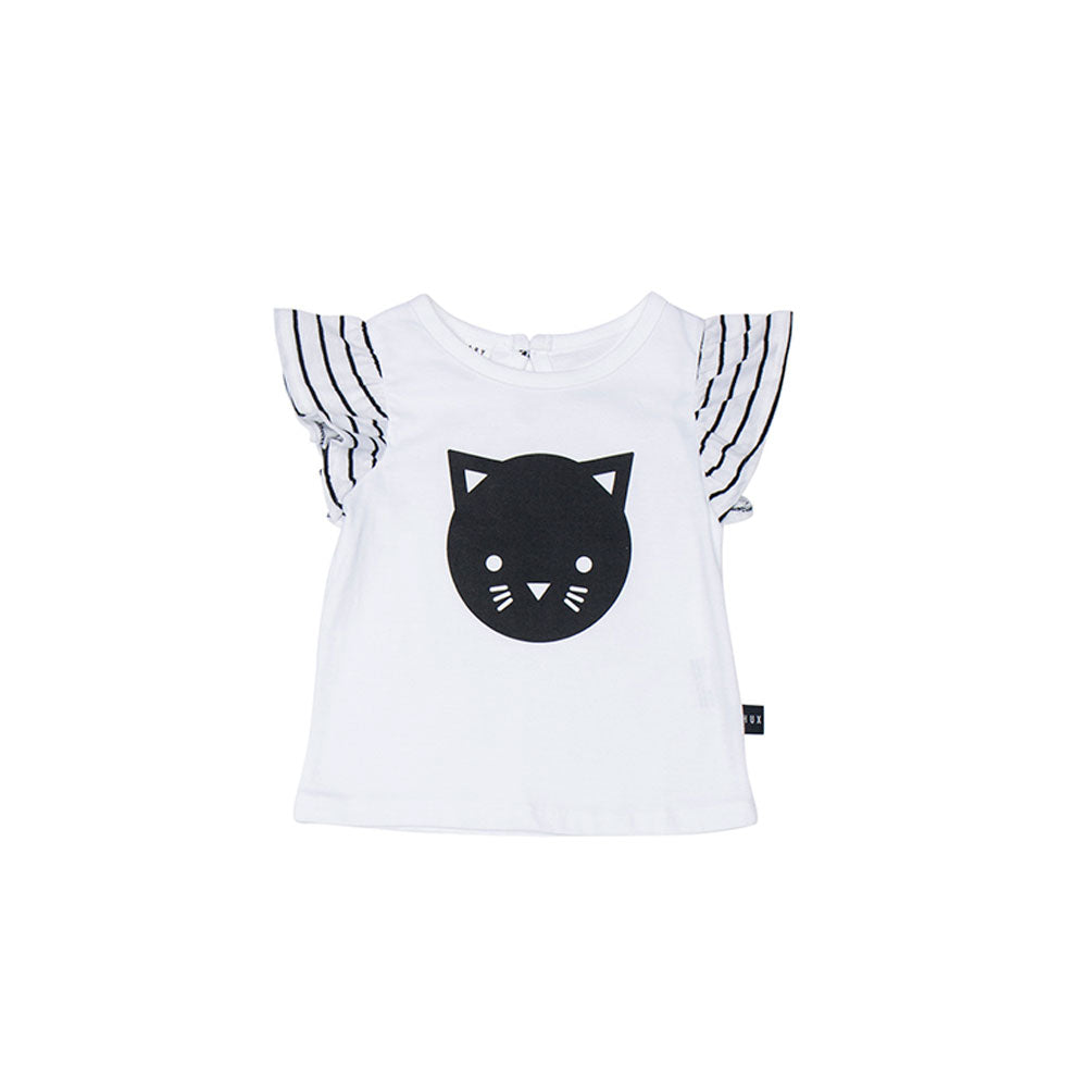 Cat frill top