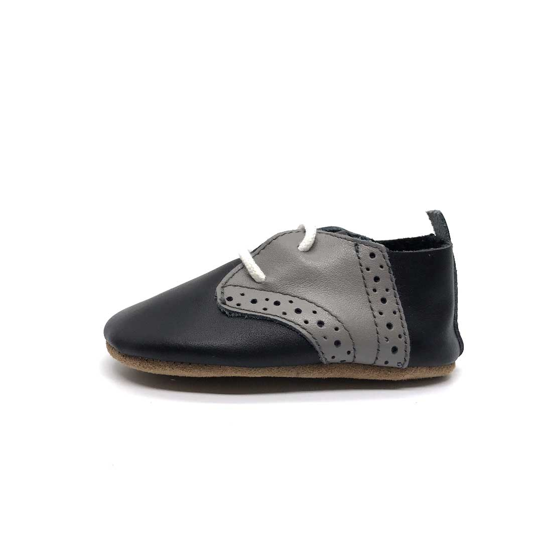 Oxford Baby Shoe Black