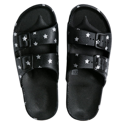 Kids Summer Slide Metallic Stars