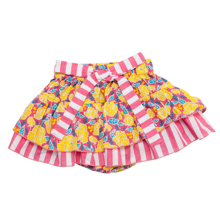 Nappy Skirt Bloom Pink