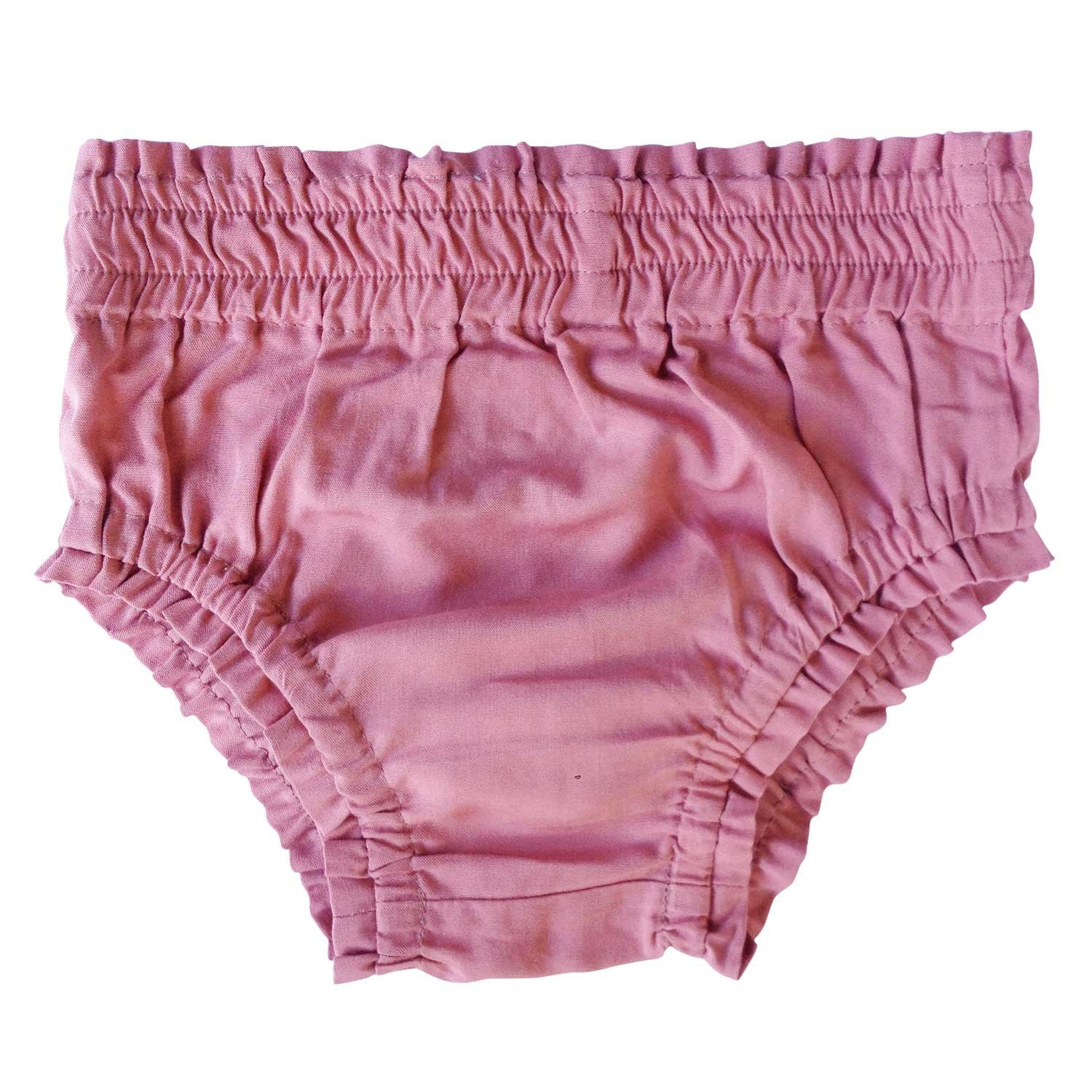 Blush Baby Bloomers