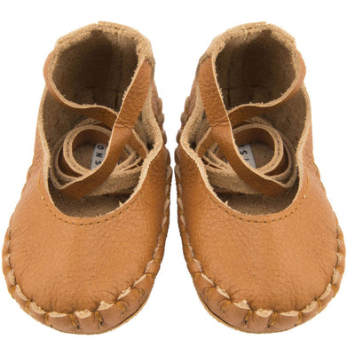 Bobby Baby Shoes Cognac
