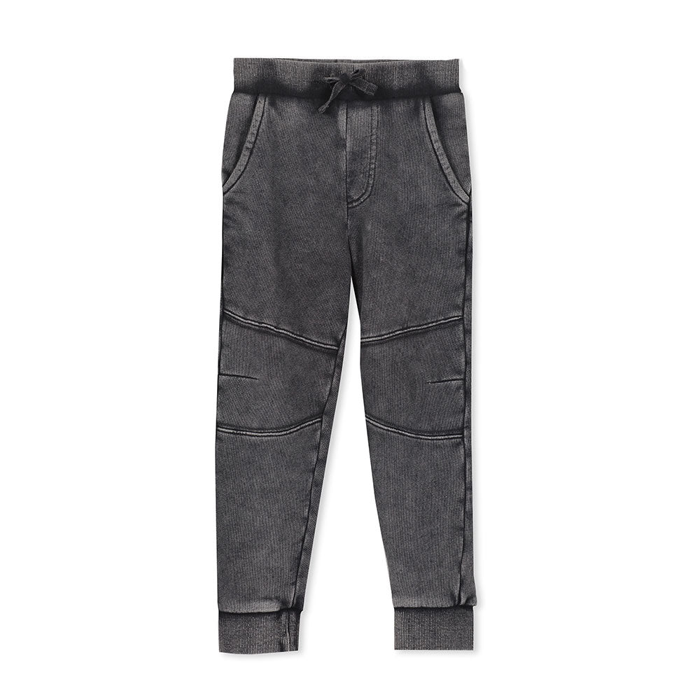 Charcoal Baby Trackpant