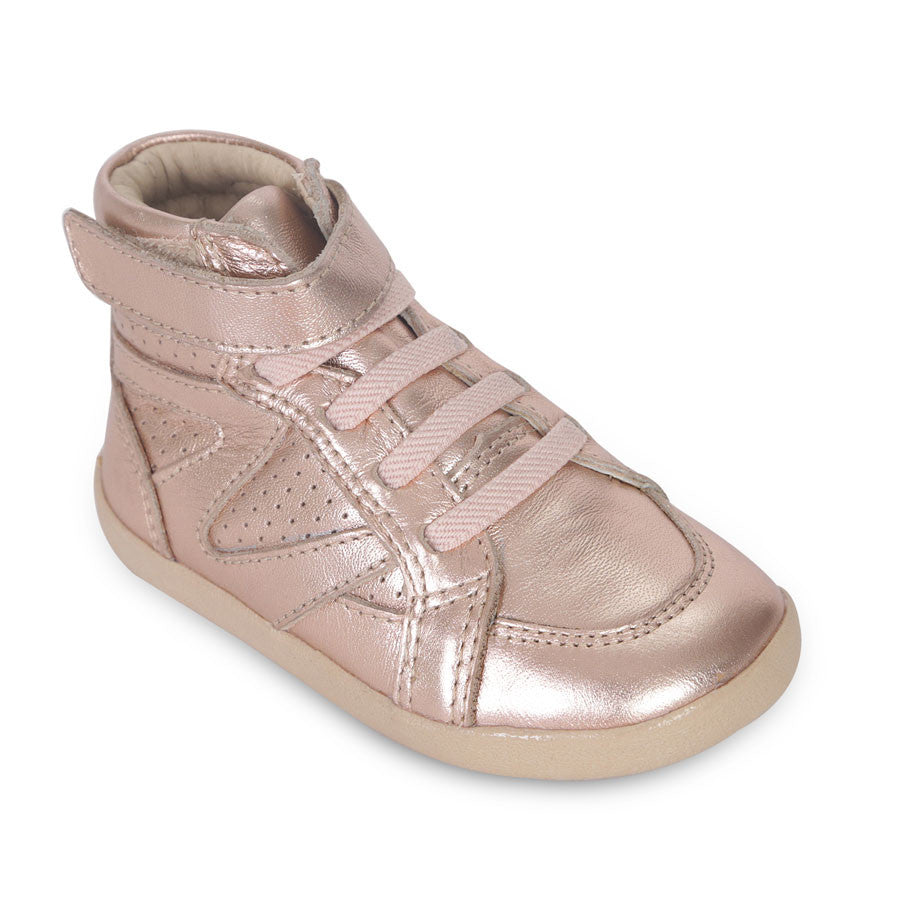 Cheer High Top Copper
