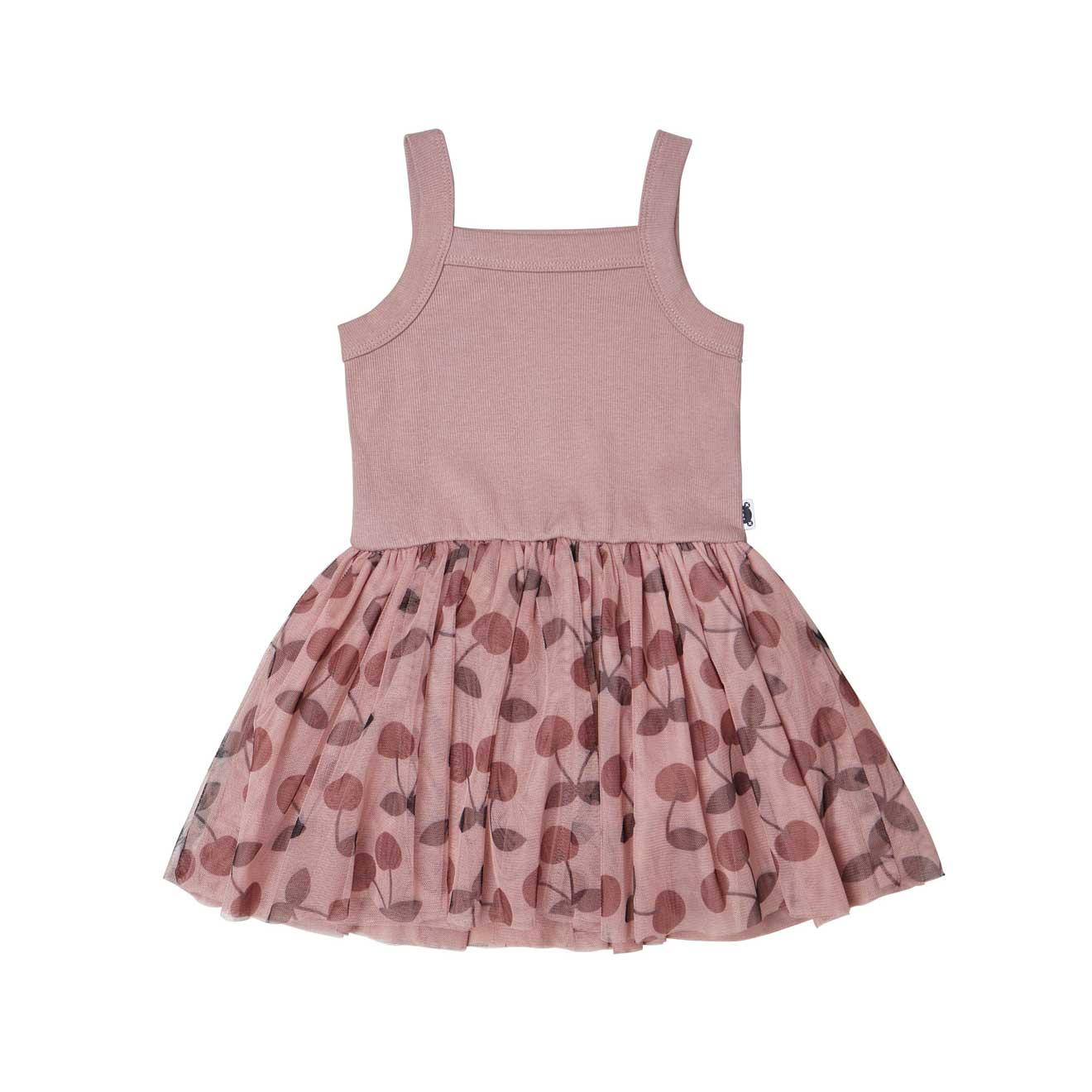 Cherry Summer Girls Ballet Dress