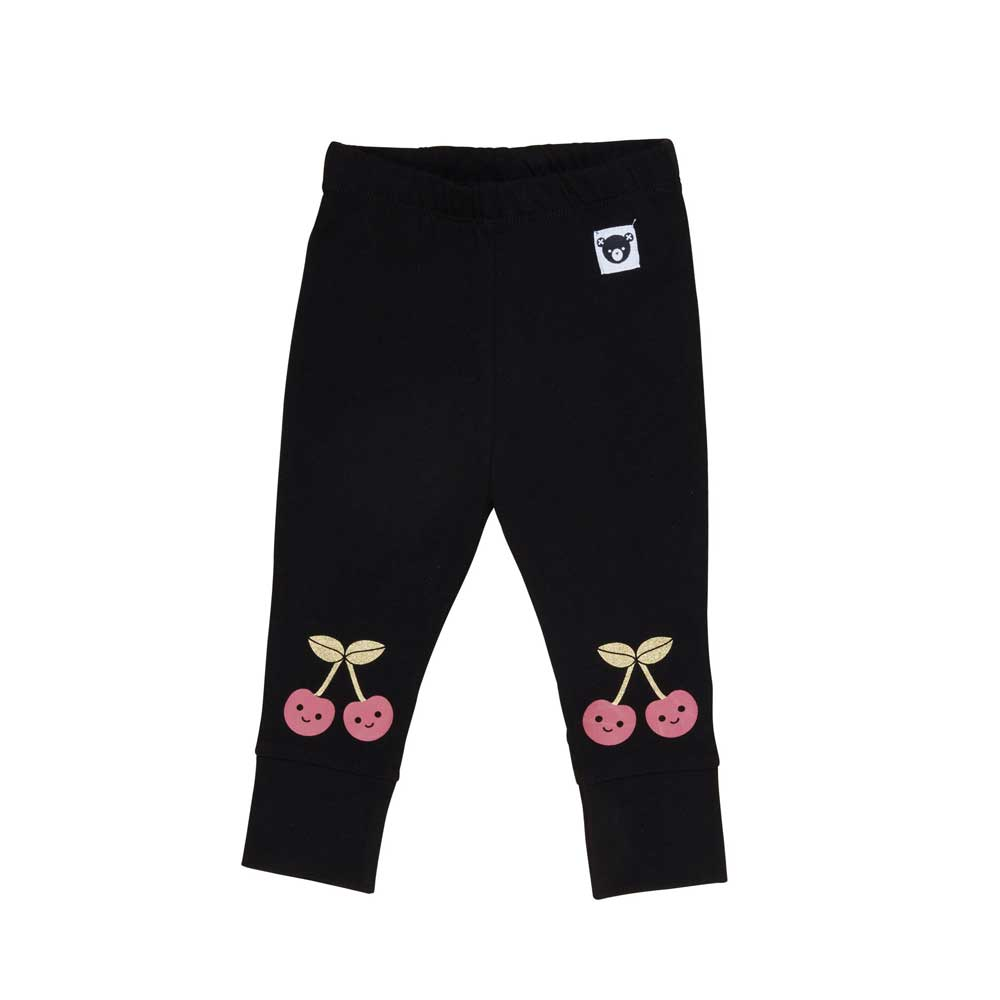 Cherry Knee Girls Legging