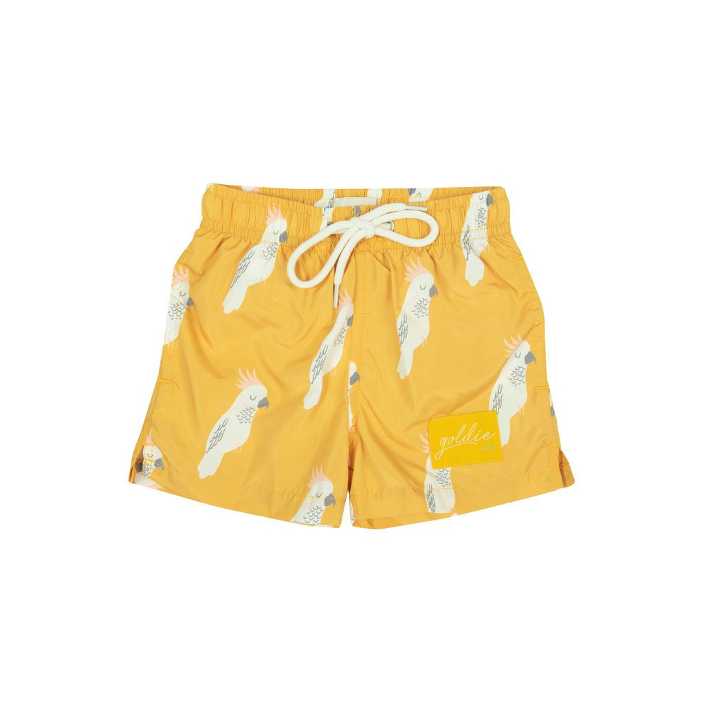 Cockatoo Party Boardshort