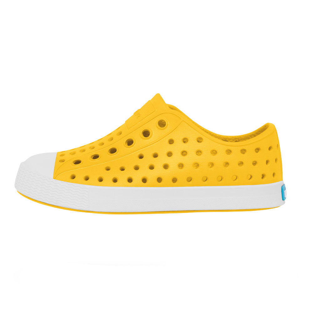 Jefferson Shoe Crayon Yellow/Shell White