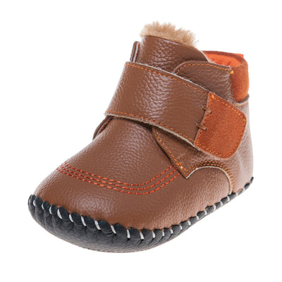 Cullen Soft Sole Boots Brown
