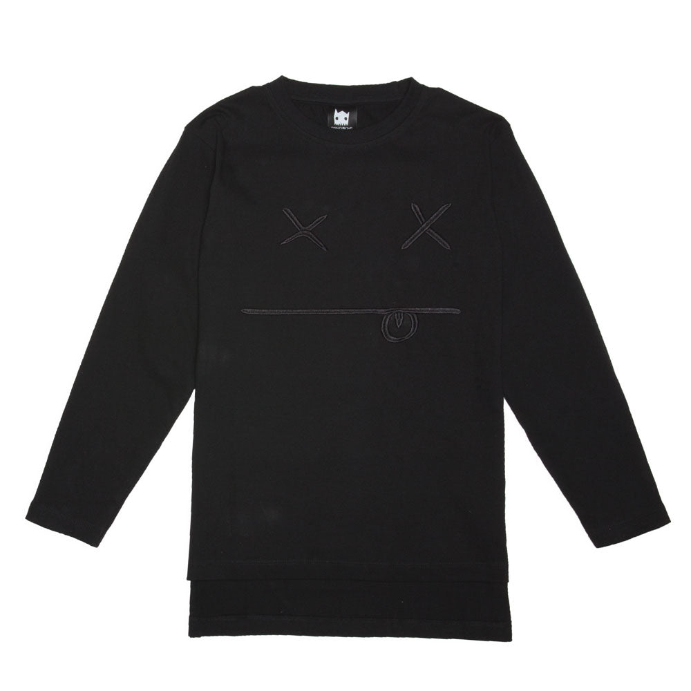 Organic Dead Tired Long Sleeve Tee