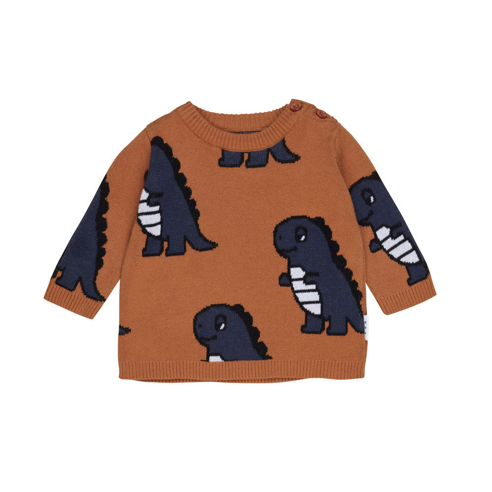 Dino Knit Jumper