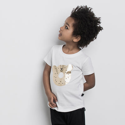 Dough Bear T-Shirt White
