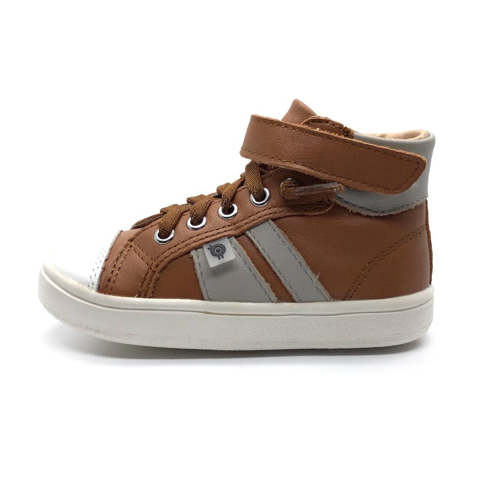 Urban Earth High Top Tan/Snow