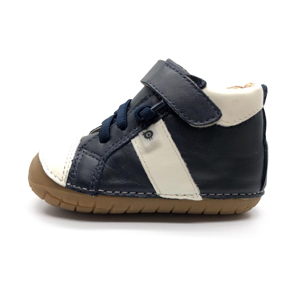Earth Pave Navy/White