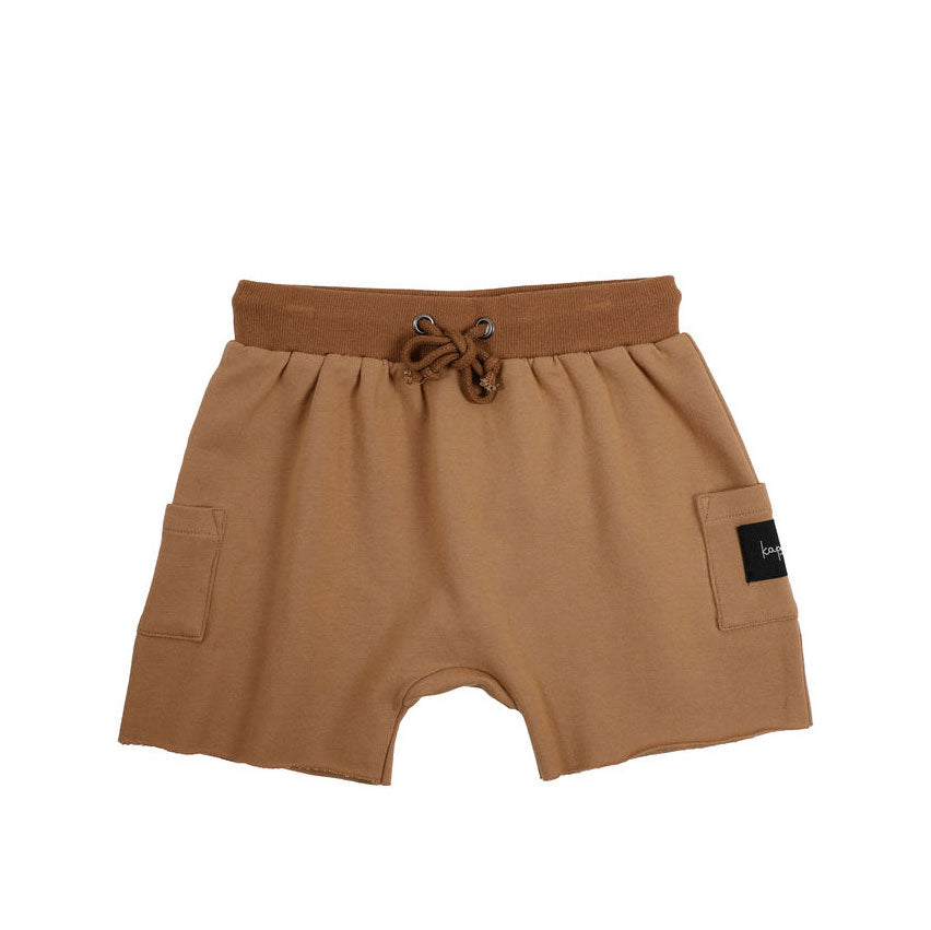Essential Tan Shorts