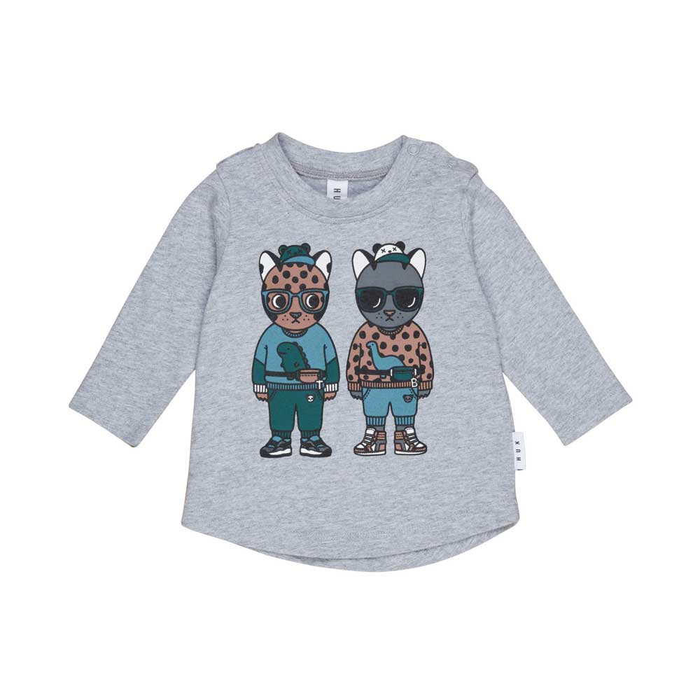 Ferocious Friends Kids Top