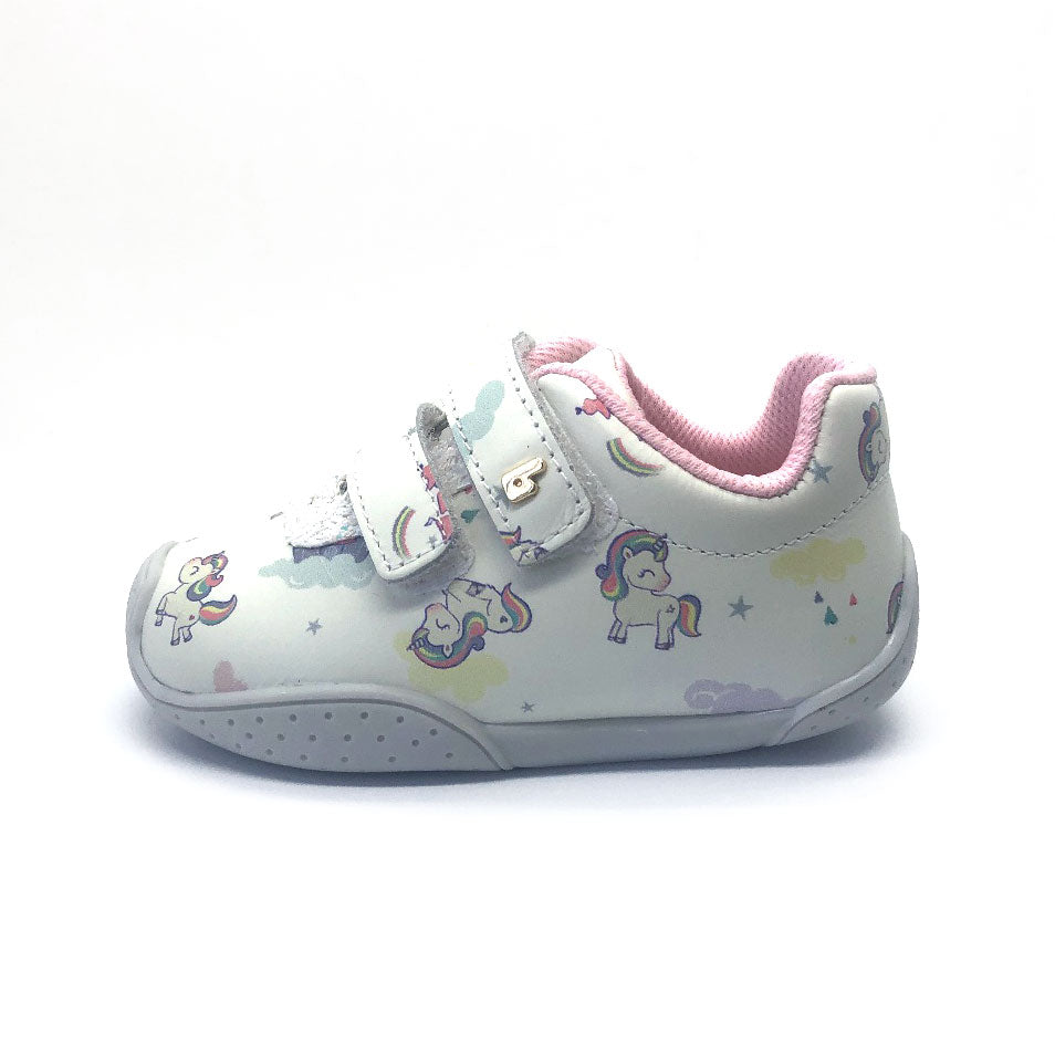 Fisioflex Unicorn Toddler Shoe